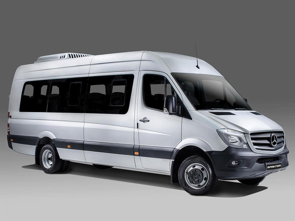 IDEAL FOR SMALL GROUPS AND SHUTTLE SERVICES.