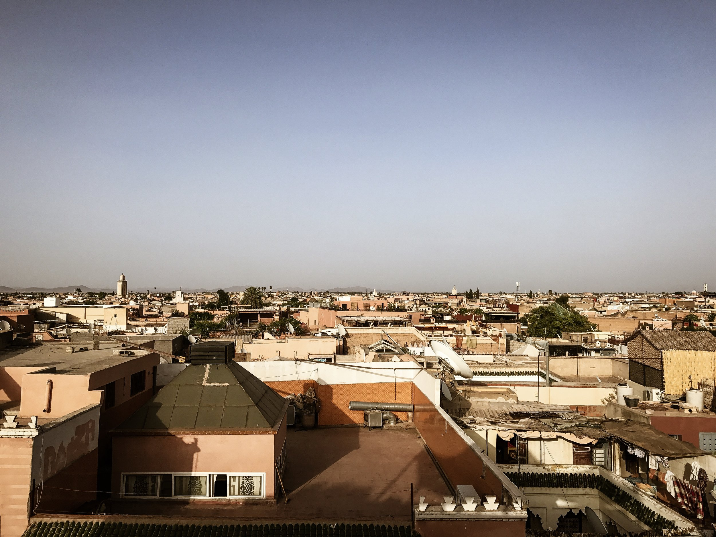 SUNDAYS IN MARRAKESH -