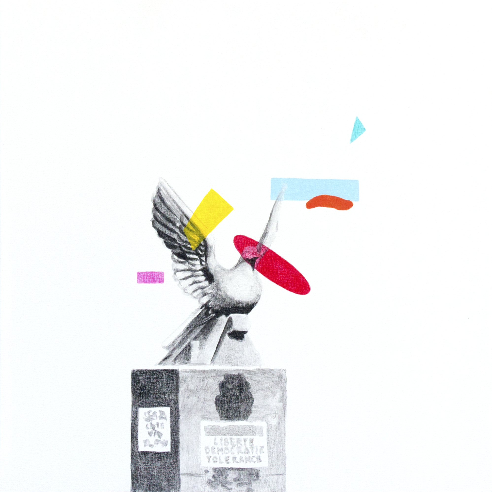 Guinea Dove of Peace