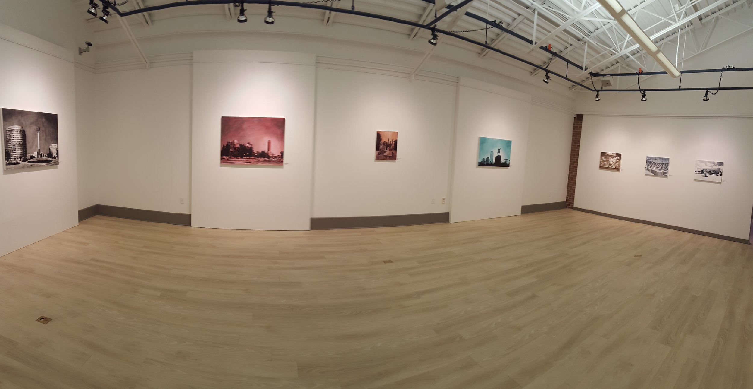 Exhibition Shot