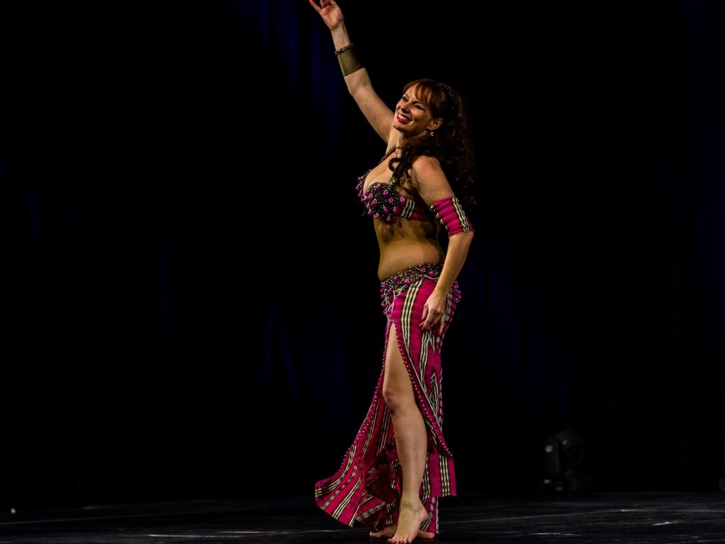 Your Belly Can Dance - 1 full Course and 8 private lessons with Hilde Lund, available in 2018 and 2019.