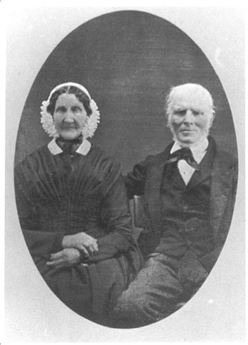 Luke and Harriet Broadbent