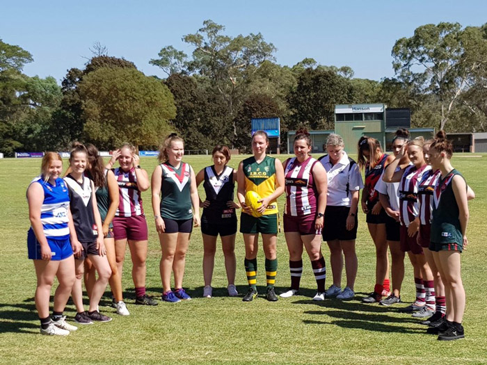 New HFL Women's Competition Teams
