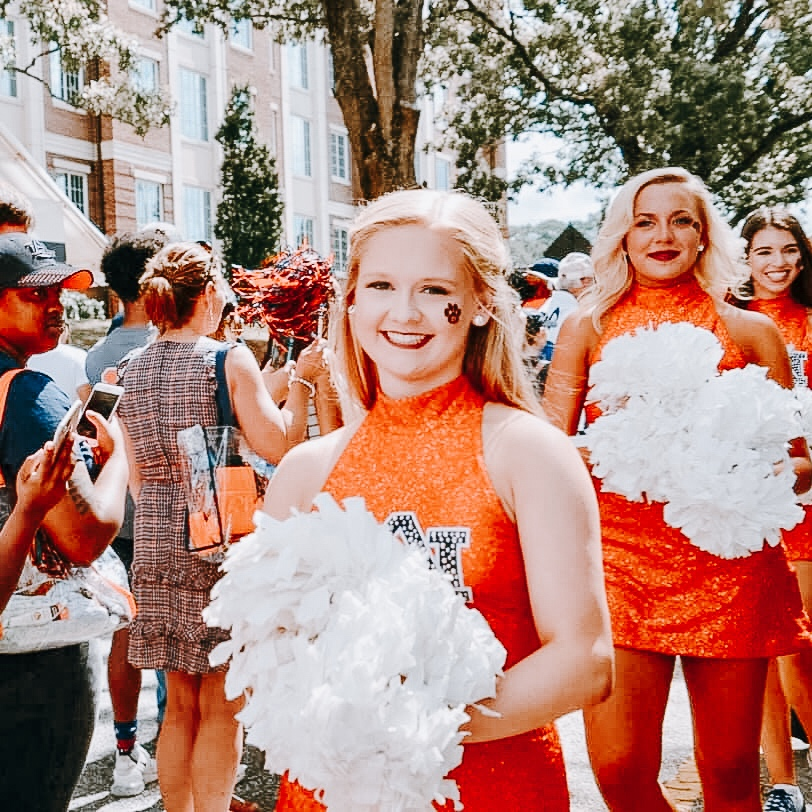 Tiger paws - Even though the main priority of the ladies of Delta Sigma is education and academics, we strive to serve our community through leadership, community service, non-profit organizations, campus ministries, and others to leave Auburn University a better place than we found it. From cheering on the Auburn Tigers to leading children closer to their faith, our sisters immerse themselves in a variety of ways.