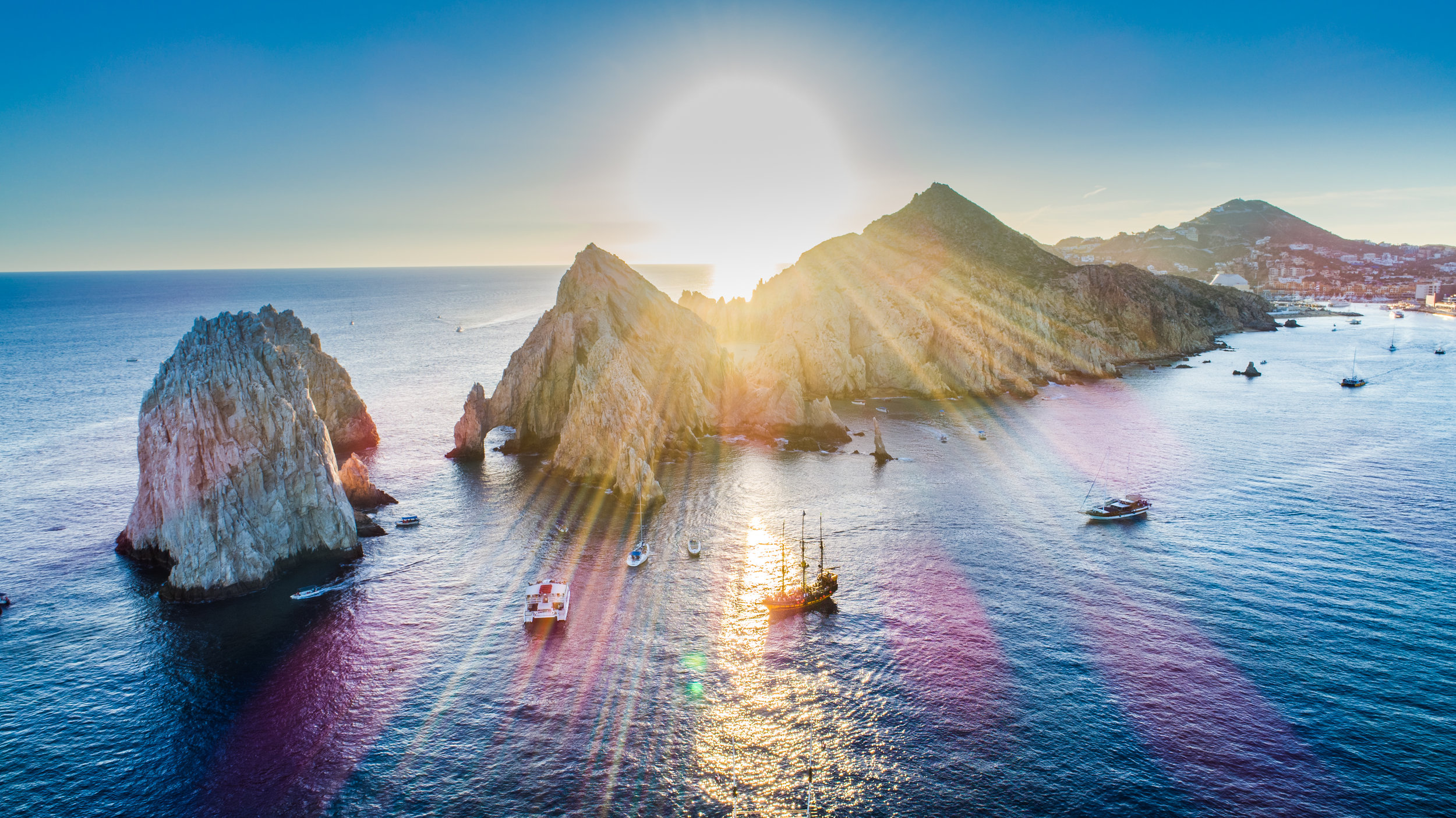 The Famous Cabo Arch in Cabo San Lucas