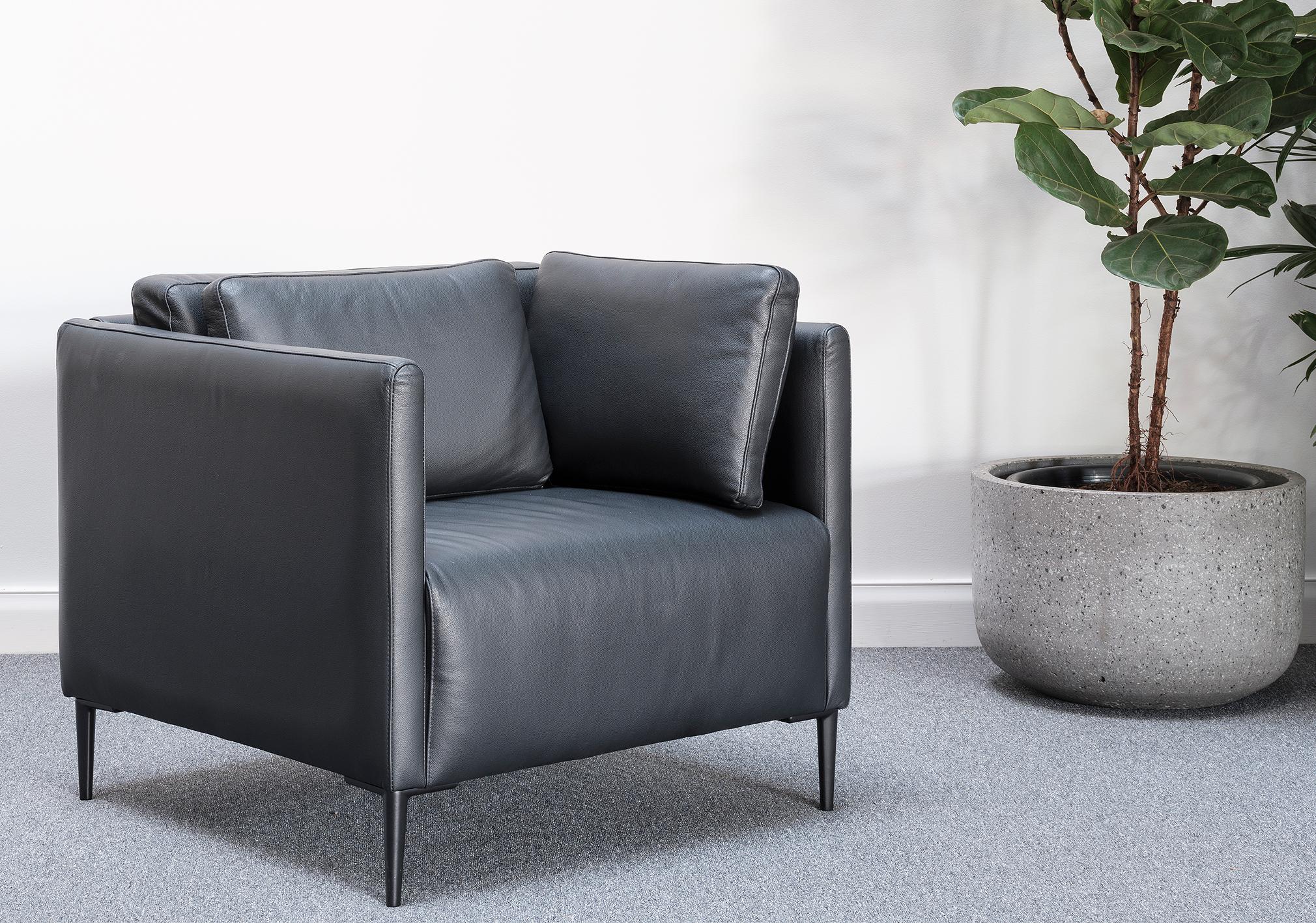 Grigio arm chair – Custom designed / created arm chair