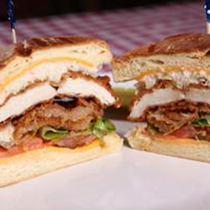 CHICKEN SANDWICHES -