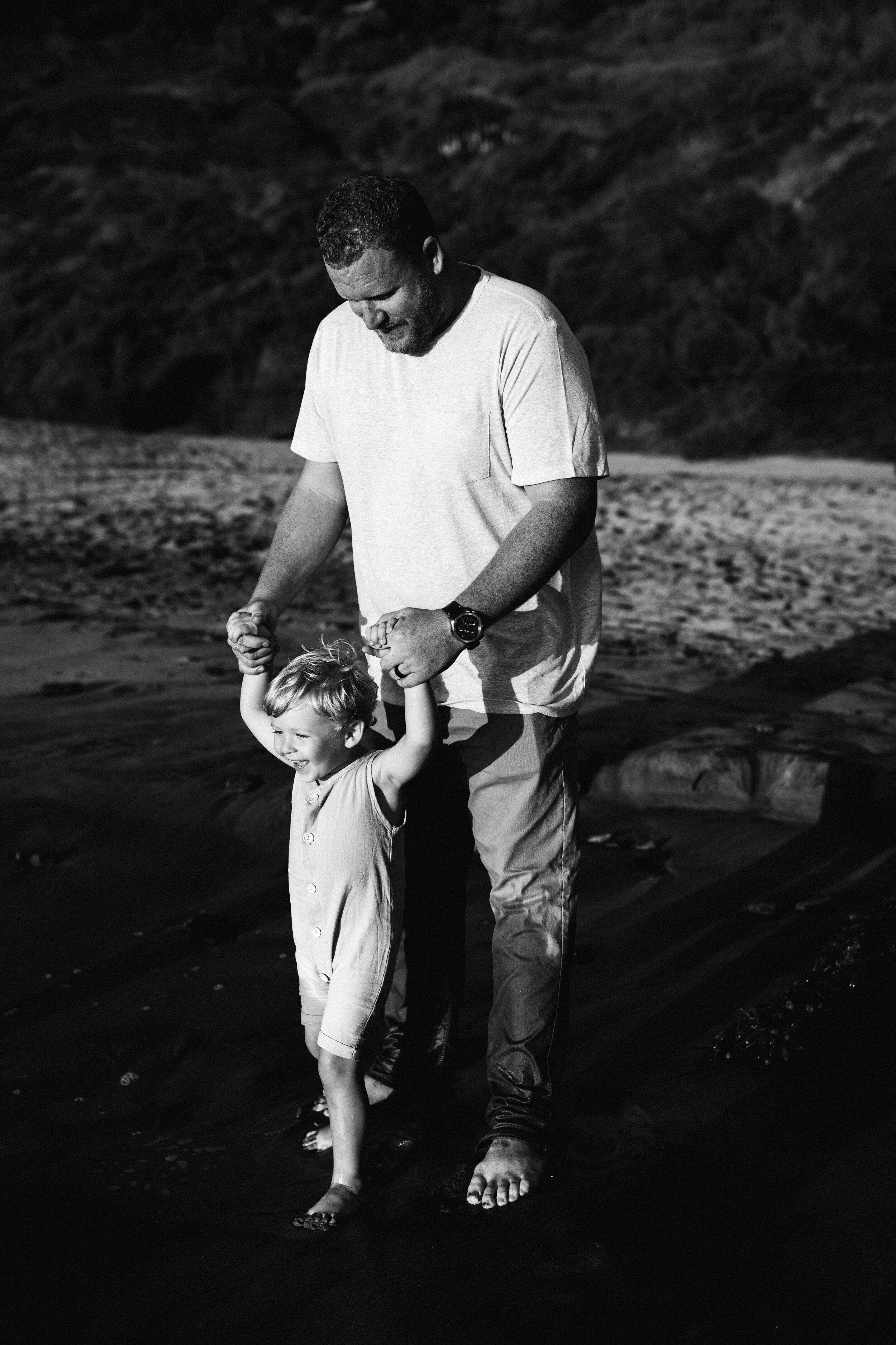 father and son - Lindsay Petty Photography