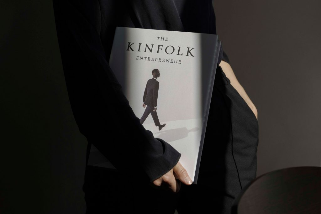 1. THE KINFOLK ENTREPRENEUR - KINFOLK MAGAZINE