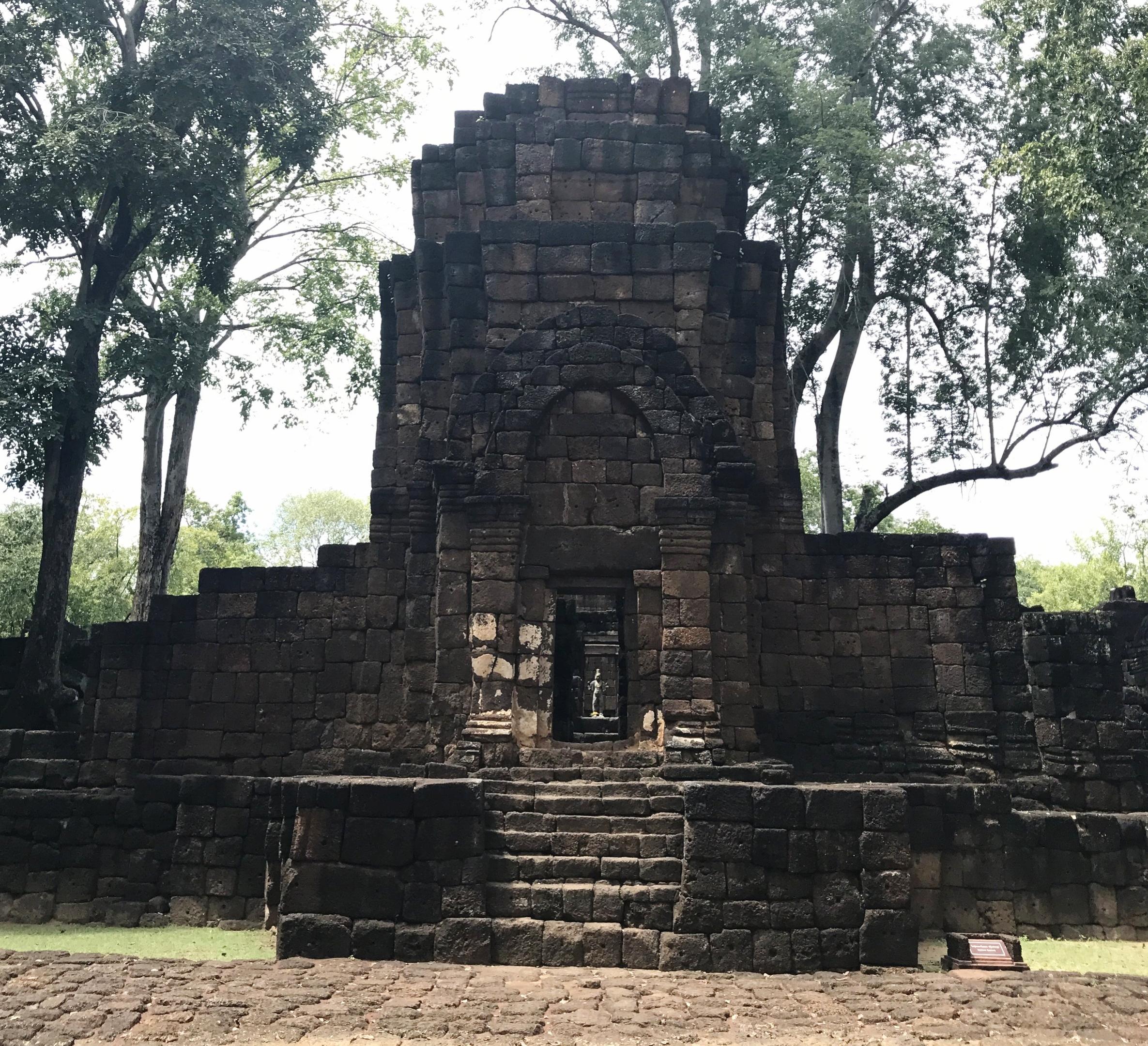 Prasat Muang Singh, Kanchanaburi, Thailand