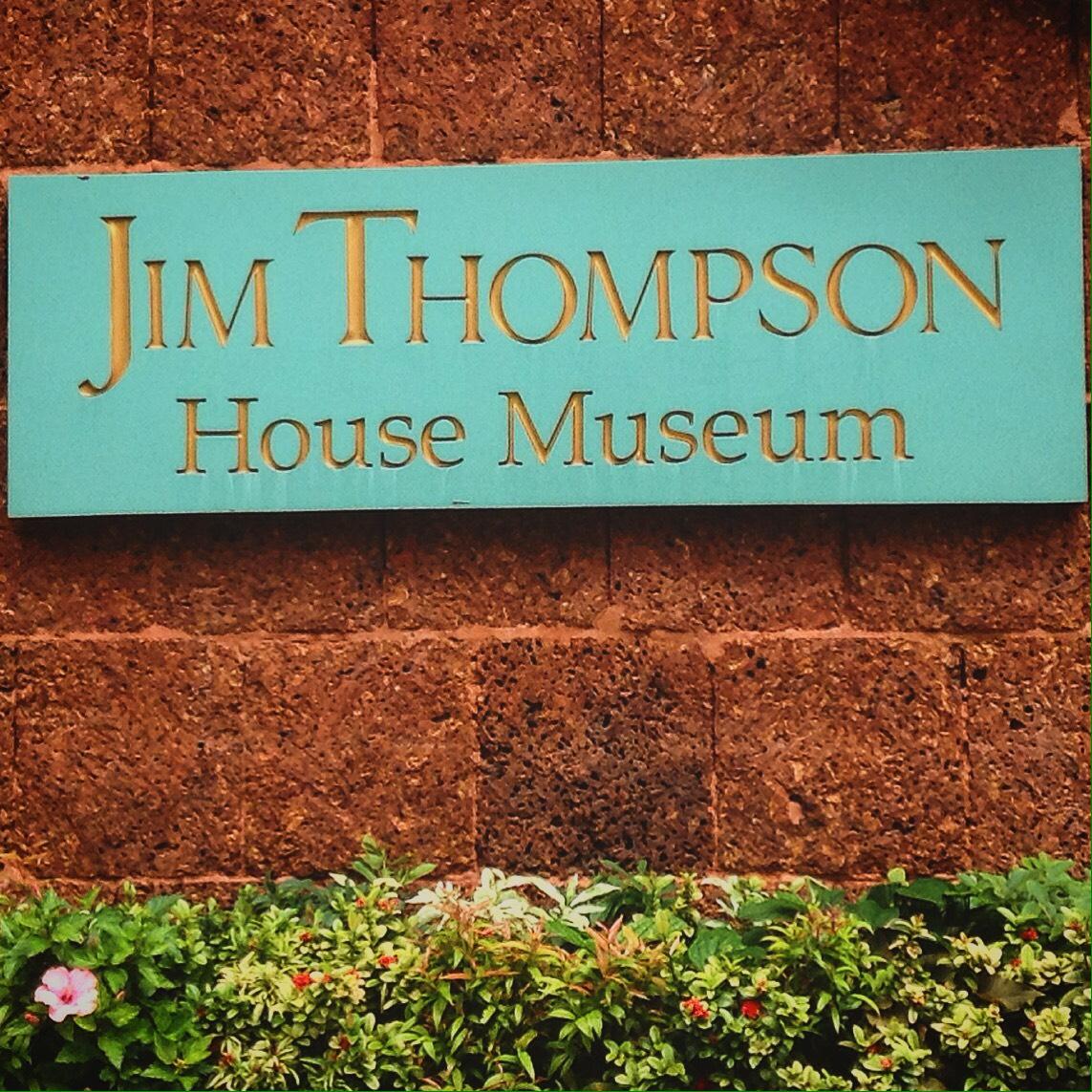 Jim Thompson House Museum, Bangkok, Thailand