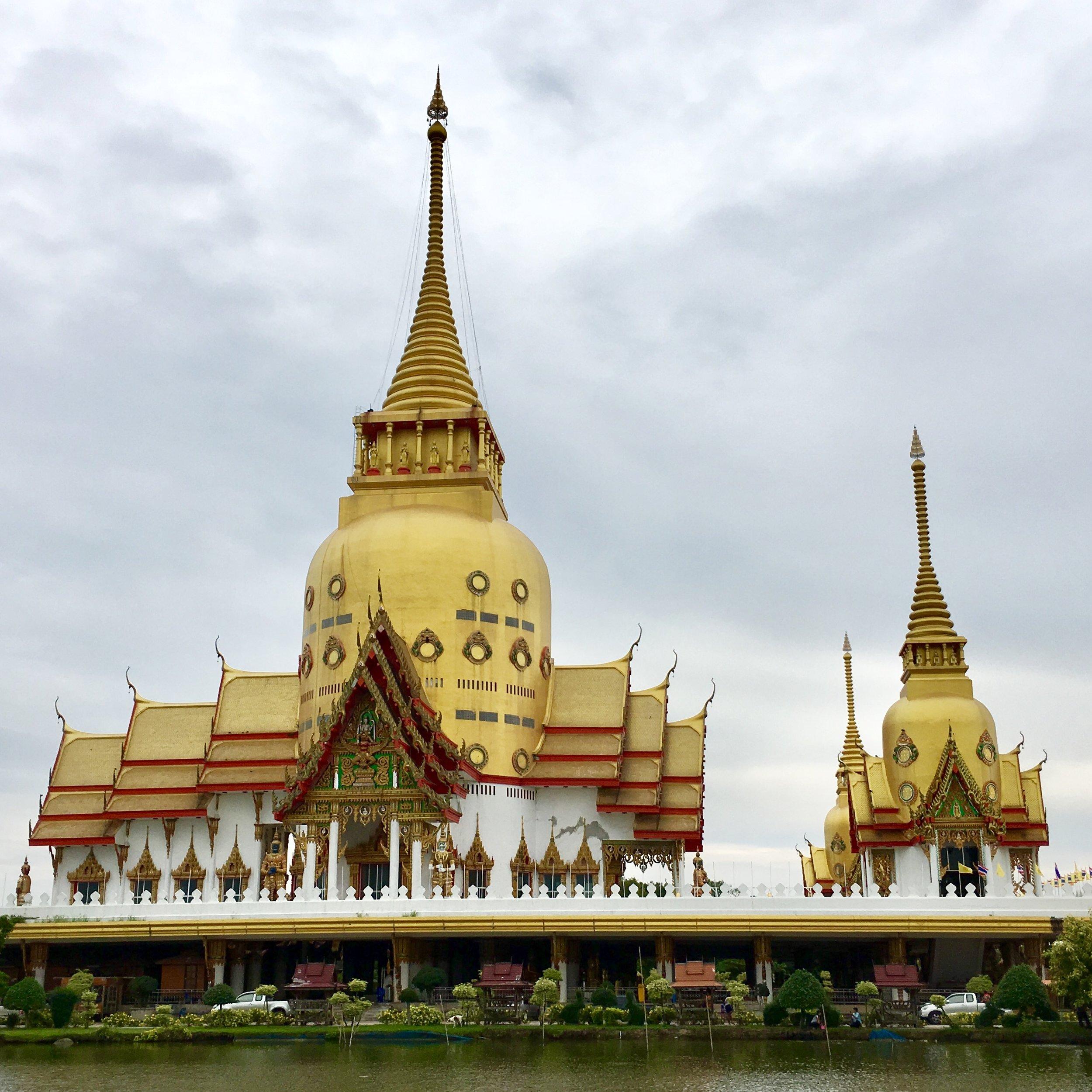 Wat Phrong Akat, Chachoengsao, Thailand