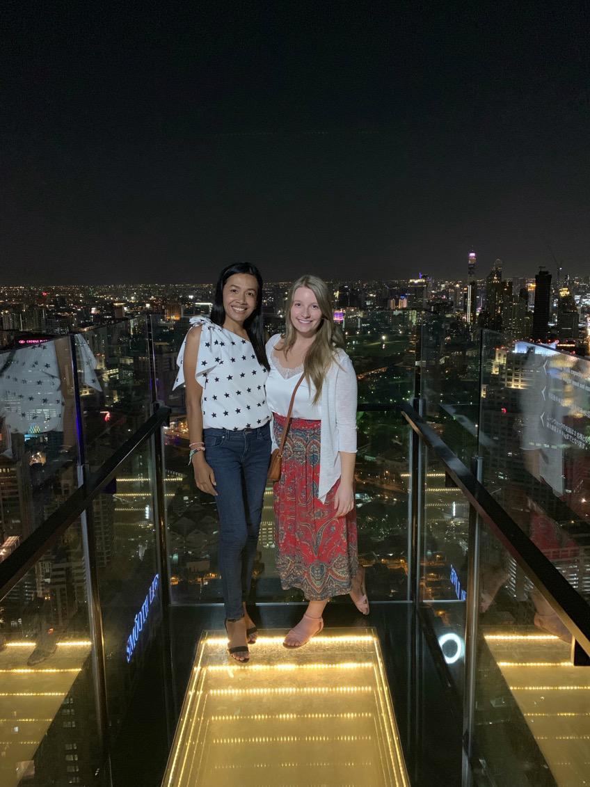 Vertigo and Moon bar, Bunyan Tree hotel, Bangkok