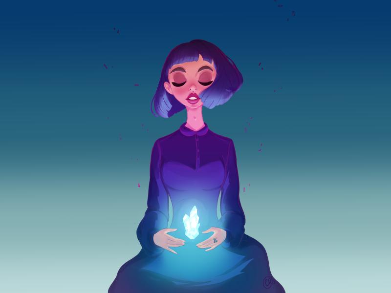 Character illustration -