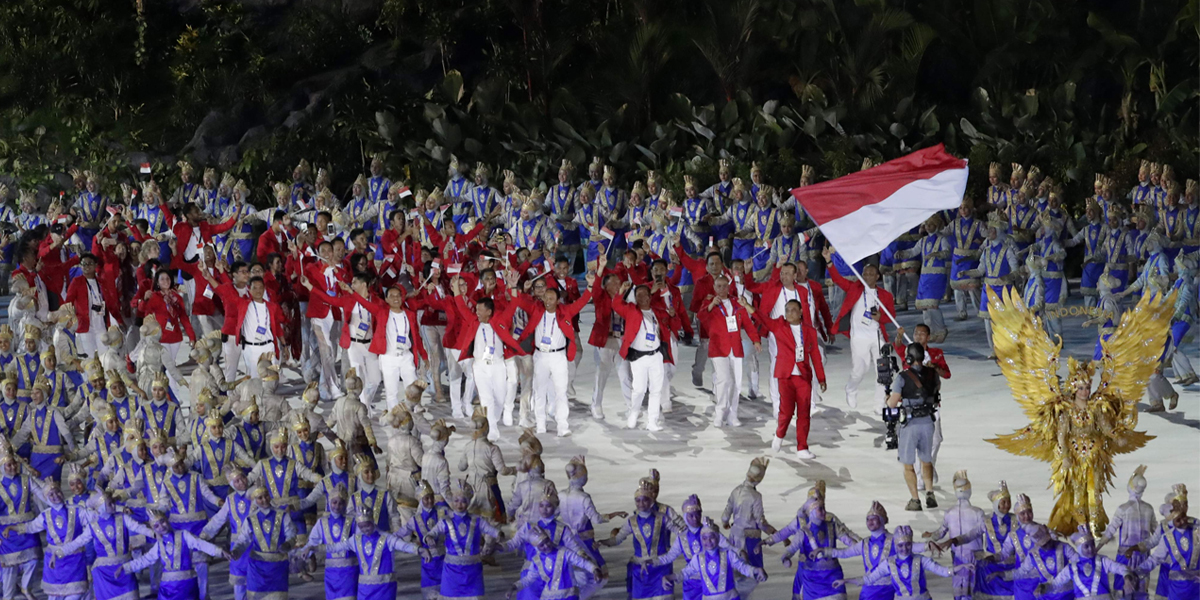Despite the 1962 success, the 2018 Asian Games had many challenges (Too expensive, No socialization, No euphoria, Asean Games or Asian Games?) that needed to be overcome and to  #SukseskanAsianGames .