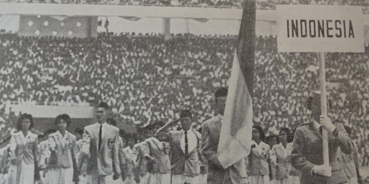 It was the year 1962, when Gelora Bung Karno was built to held the Asian Games for the first time. This historical moment repeated in 2018.