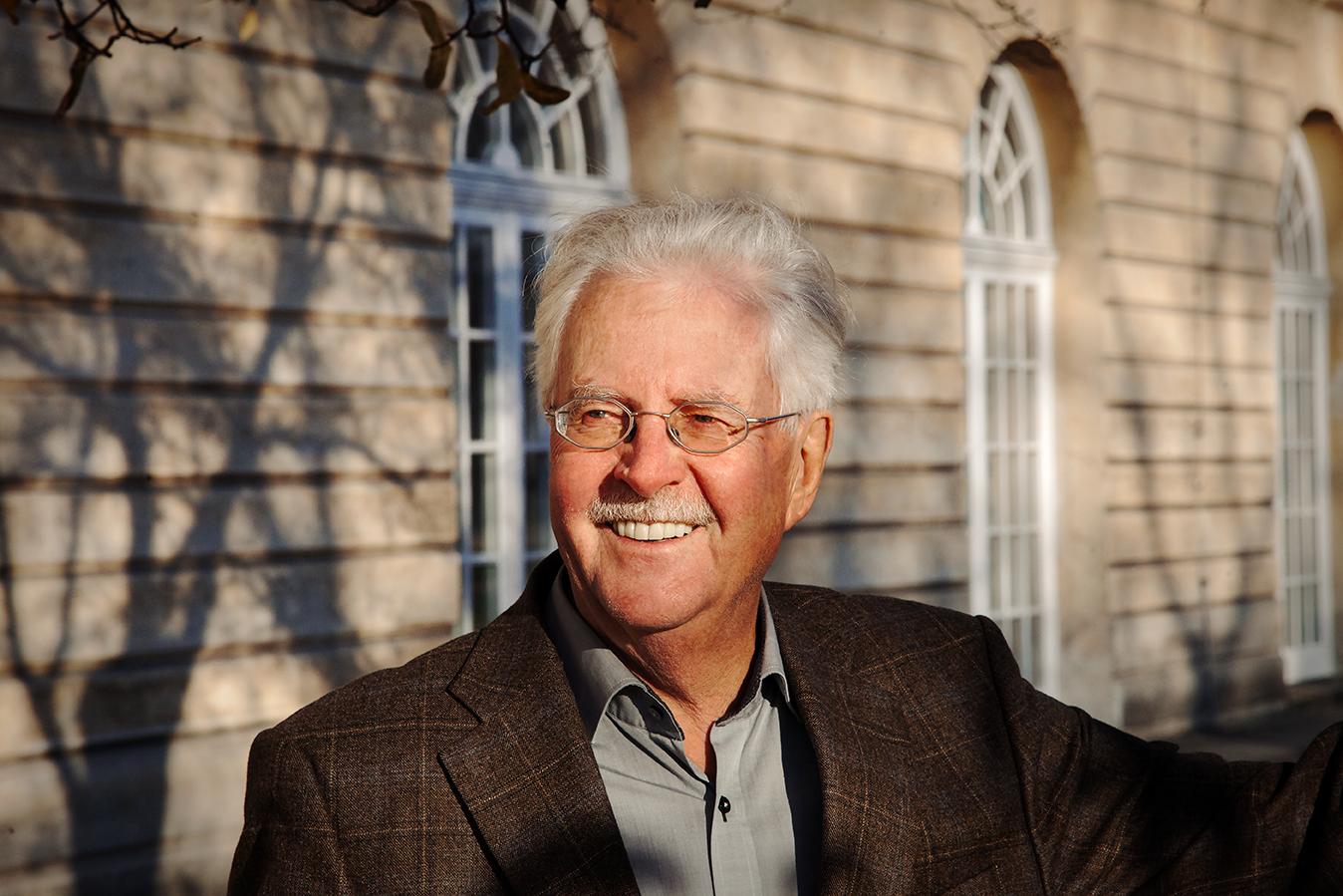 Bilomed Gründer, Apotheker K.W. Allgaier