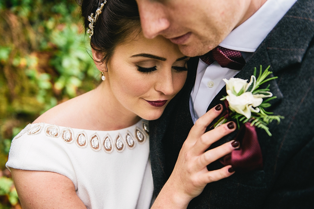 """diane / brinkburn - """"Kitty is a dream!! She made me feel amazing and the whoe wedding party looked sensational! Completely recommend her and I would use her again x"""