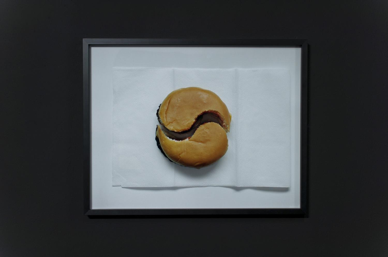 Yin-Yang Cheeseburger