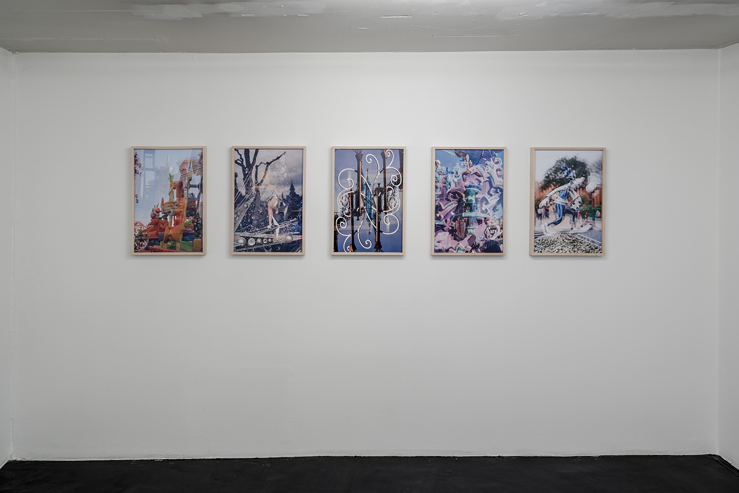"""""""I Go"""" at Noplace, Curated by Kristian Skylstad"""