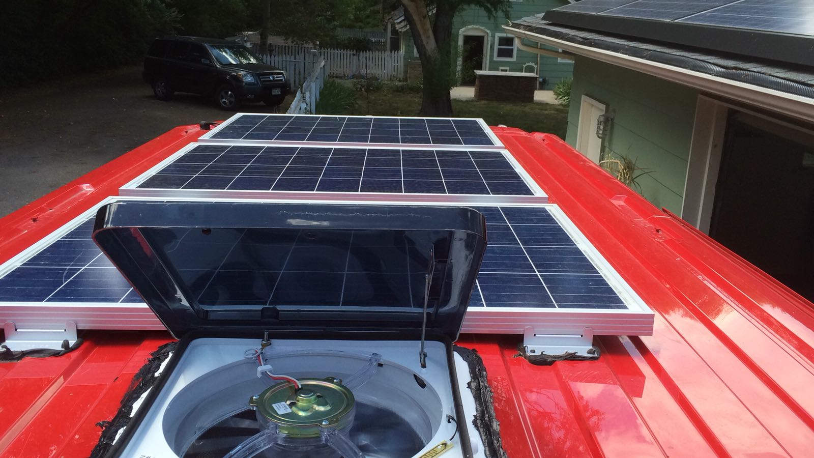 living best van life in custom camper van conversion