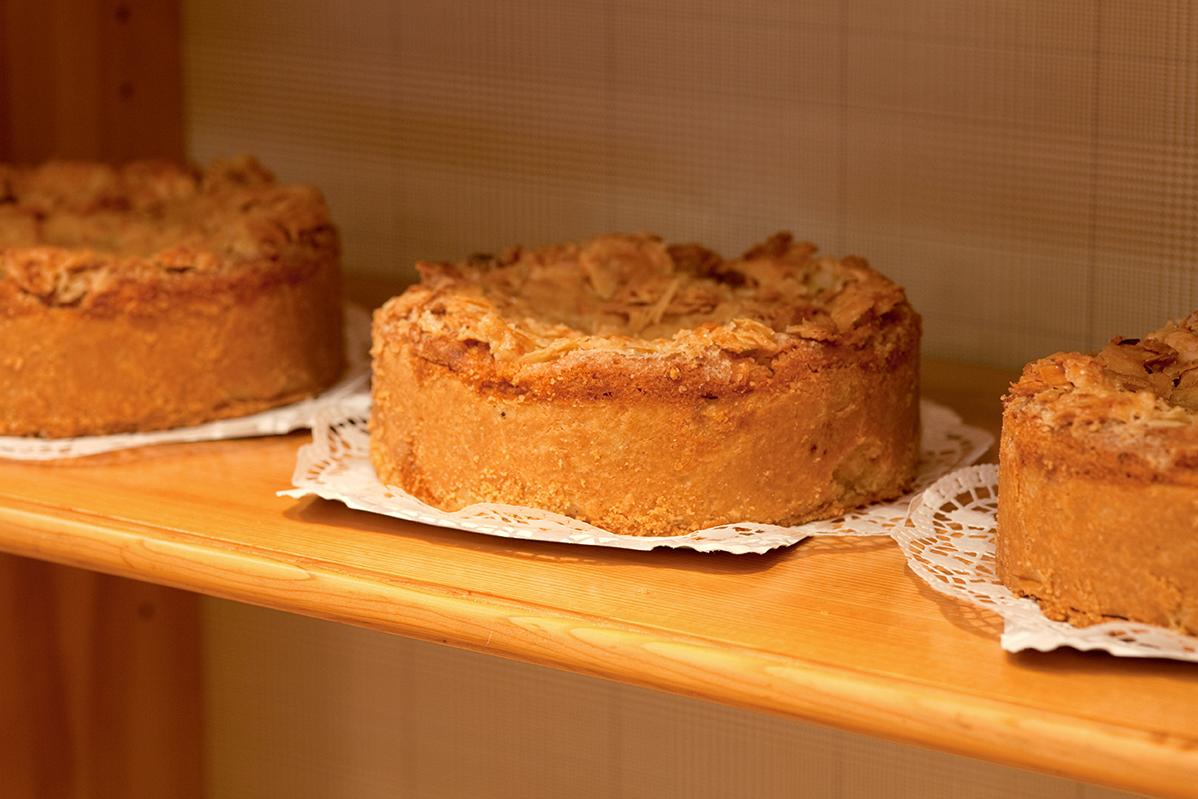 Sylter Apfelkuchen