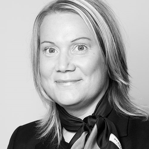 Christina Lindskog - Program Manager, Change Office PwC