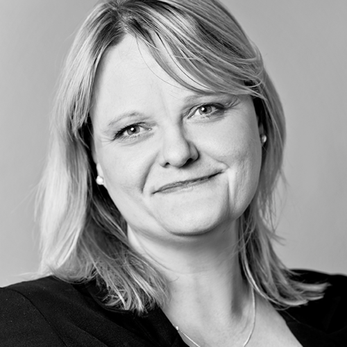 Anne Rosvall - CEO