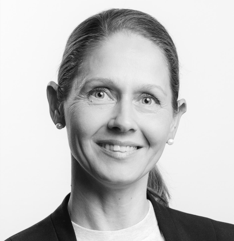 Madeleine Heiman - RektorStockholms Stad