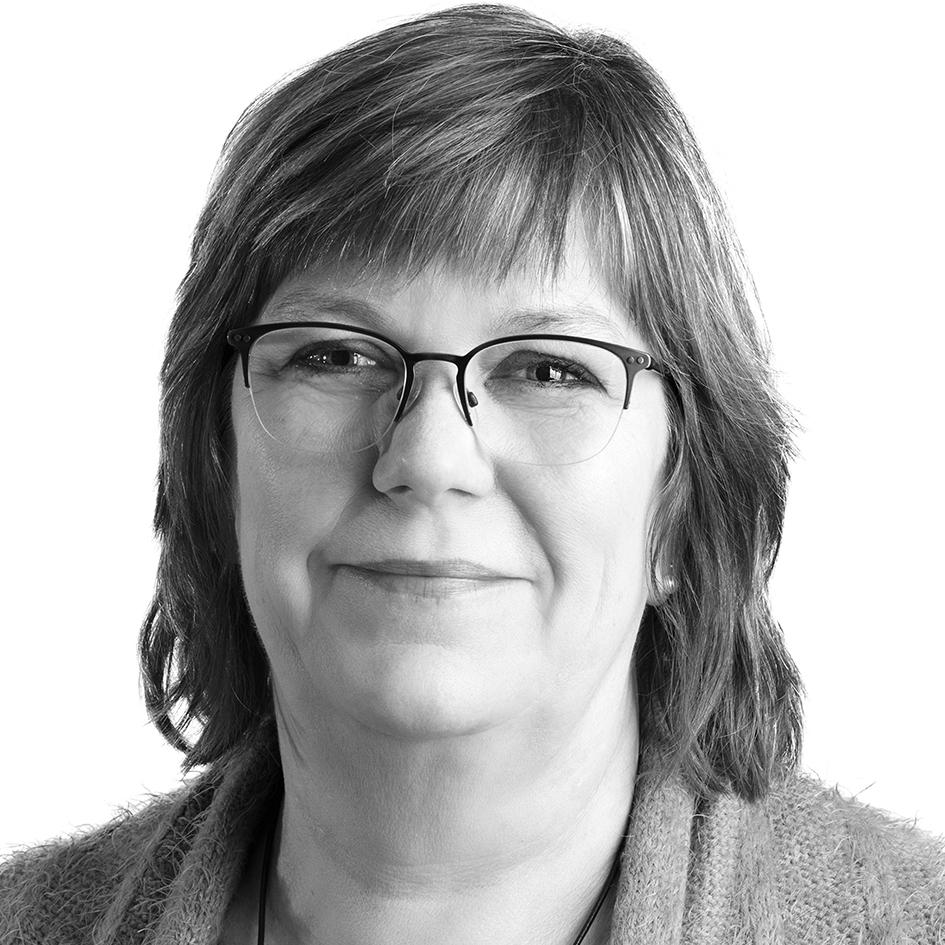 Marianne Johansson-Hellström - HR-chef, Linnéuniversitetet