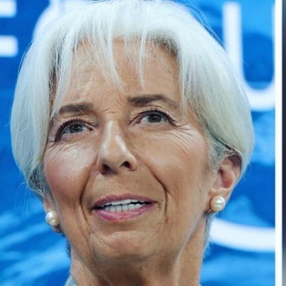 Christine Lagarde första kvinnan att leda europeiska centralbanken. Vi gratulerar 👏🏻👏🏻👏🏻