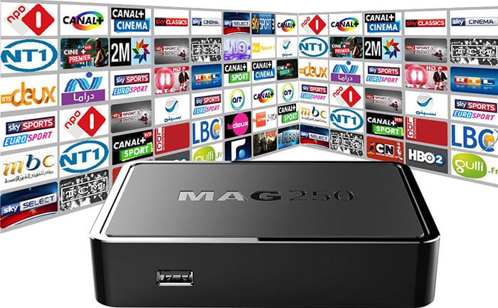 MAG IPTV Brasil