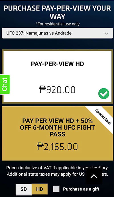 UFC-PPV-Philipines