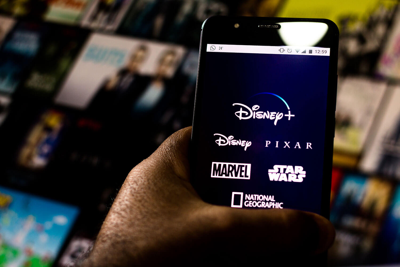 Disney Plus contará com produções da Pixar, Star Wars, Marvel e National Geographic