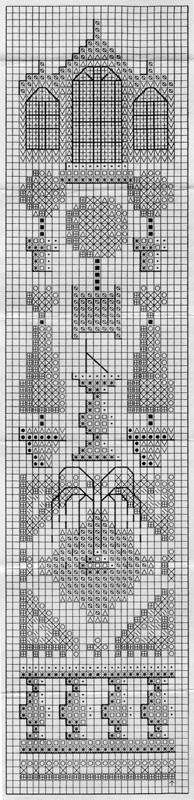 Original cross stitch pattern