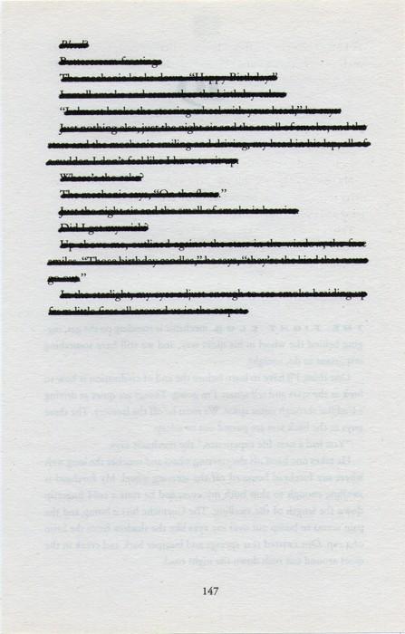 Fight Club  Paperback, sharpie; 2013-14