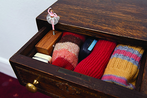 Ubiquitous Box  Makes any drawer or cupboard a jewellery box