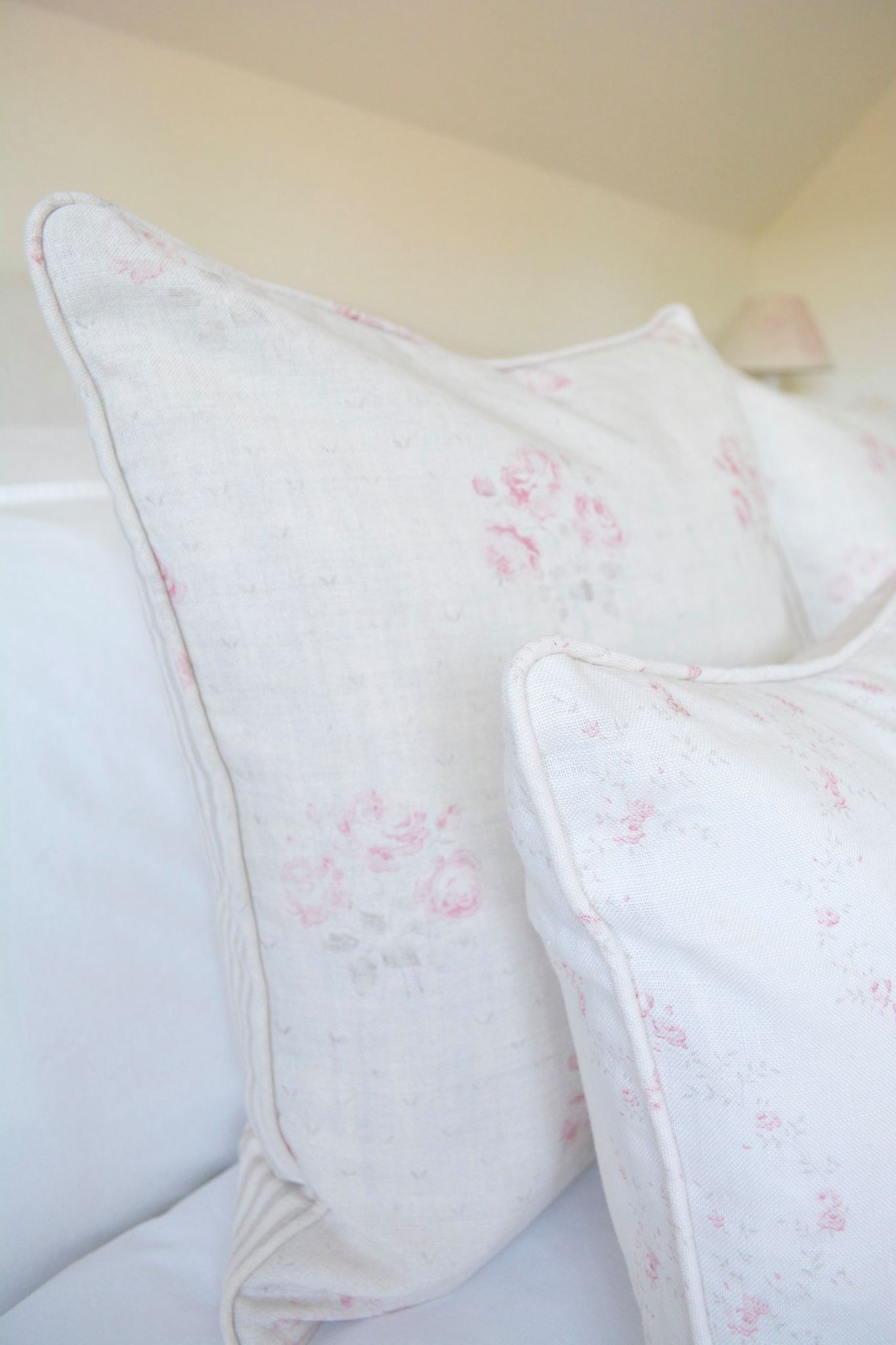 Cottage Bedroom with faded floral linens designed by www.hlinteriors.co.uk17.jpg