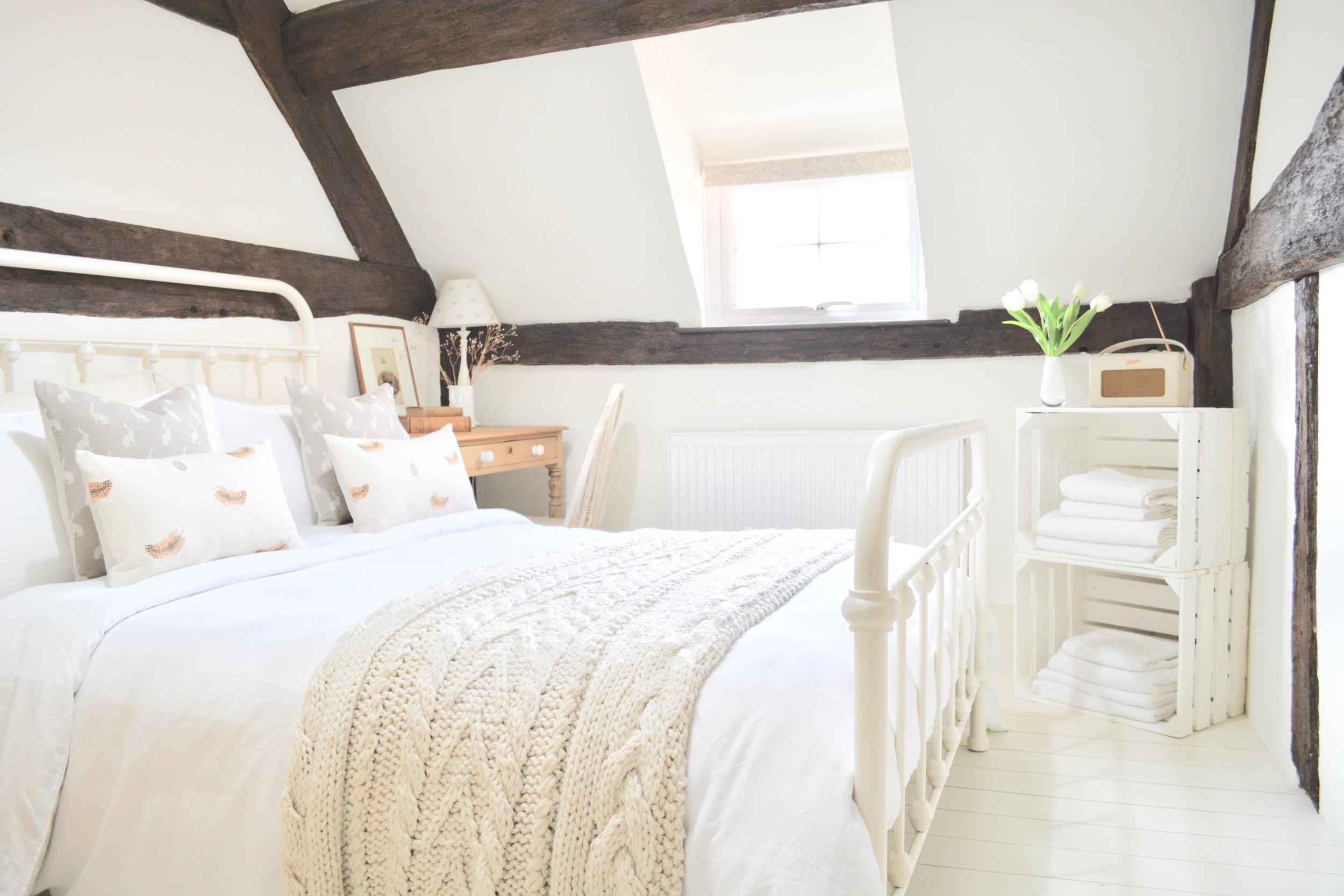 Black & White Cottage Bedroom Designed by www.hlinteriors.co.uk3.jpg