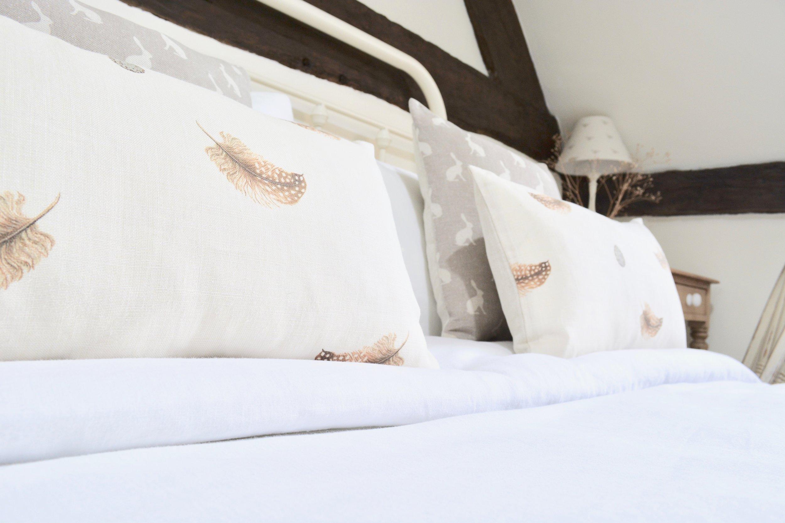 Black & White Cottage Bedroom Designed by www.hlinteriors.co.uk6.jpg