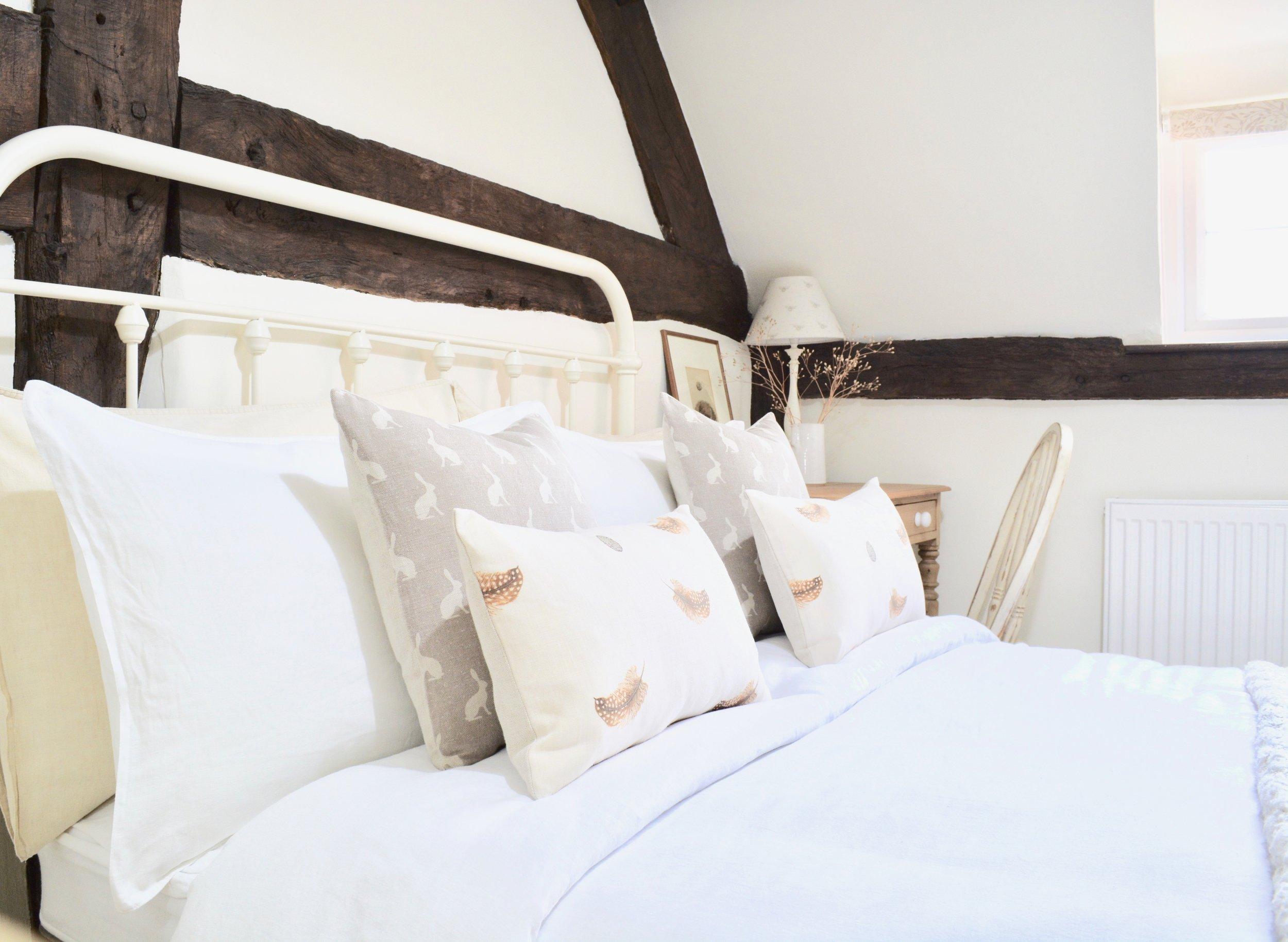 Black & White Cottage Bedroom Designed by www.hlinteriors.co.uk7.jpg