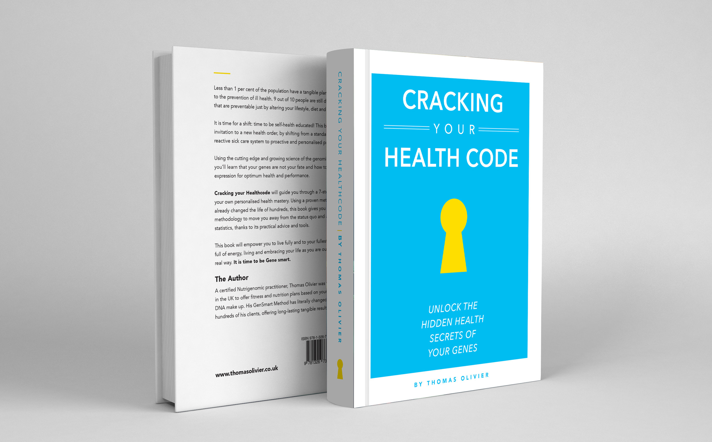 Here is a freebie! - Download Cracking your health code, the book that inspired thousand to personalised health optimisation!Hard copy available on Amazon