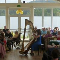 A beautiful sound against the   beautiful setting Loch Ard