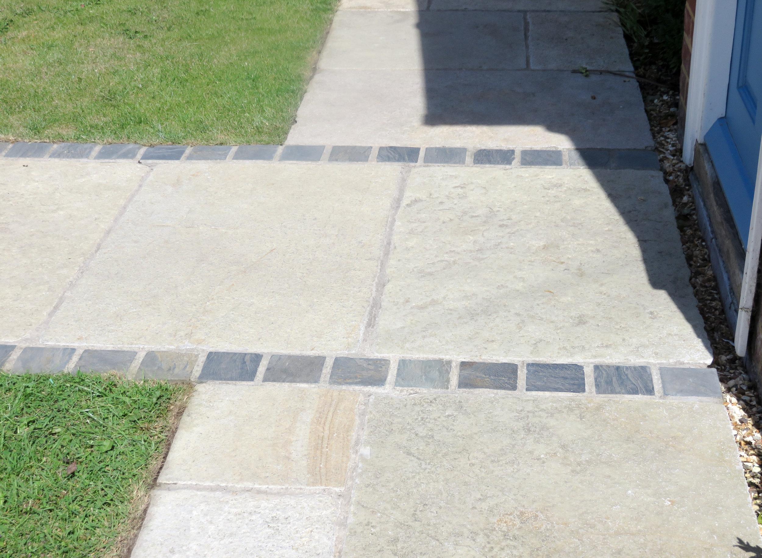 Paving, Front Garden Design