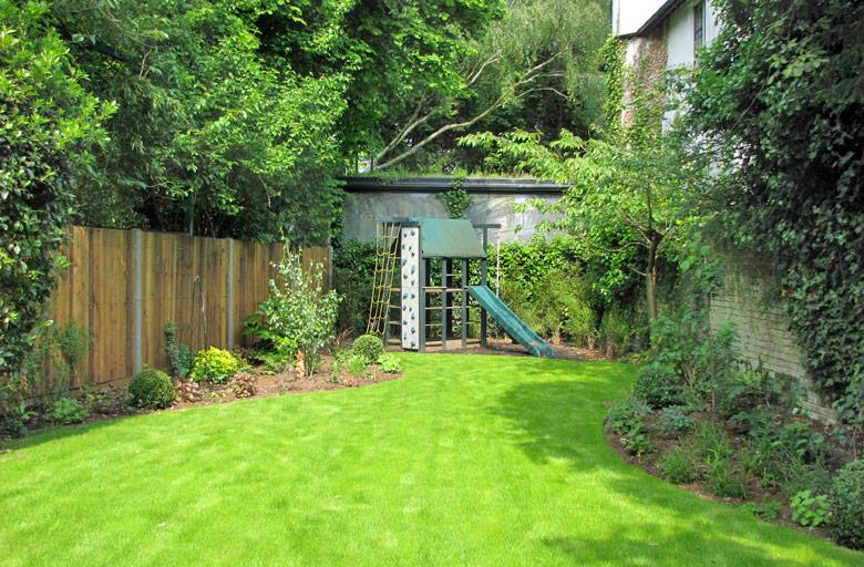 Garden Design new Forest