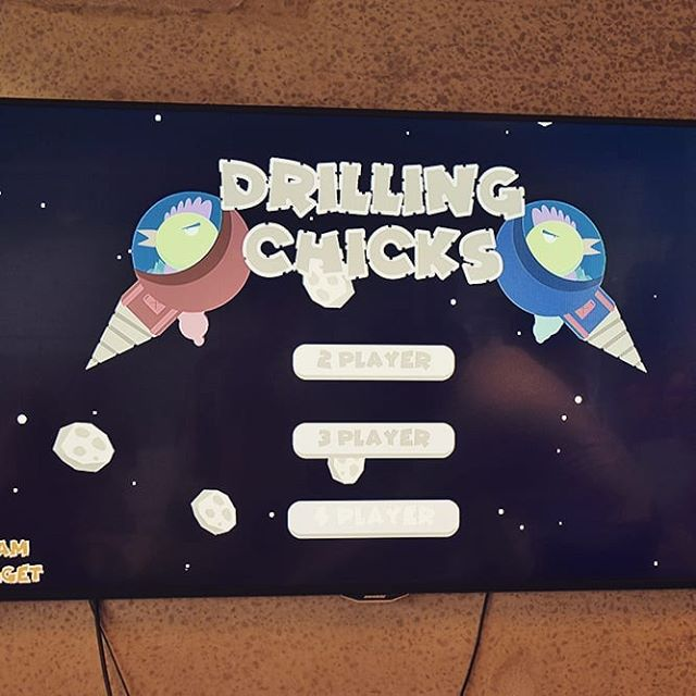 If you want to try out a mulitplayer, played with controls, try out the winning game from our Game Jam, Drilling Chicks at https://soerenbachnielsen.itch.io/drilling-chicks Another game from our Game Jam, called Mineralph is available too at: http://chopchopgames.dk/mineralph/ #GameJam #Games #GameDevs #FreeToPlay @gamehubdenmark #ChopChopGames #ClearCutGames @acrylecstudios