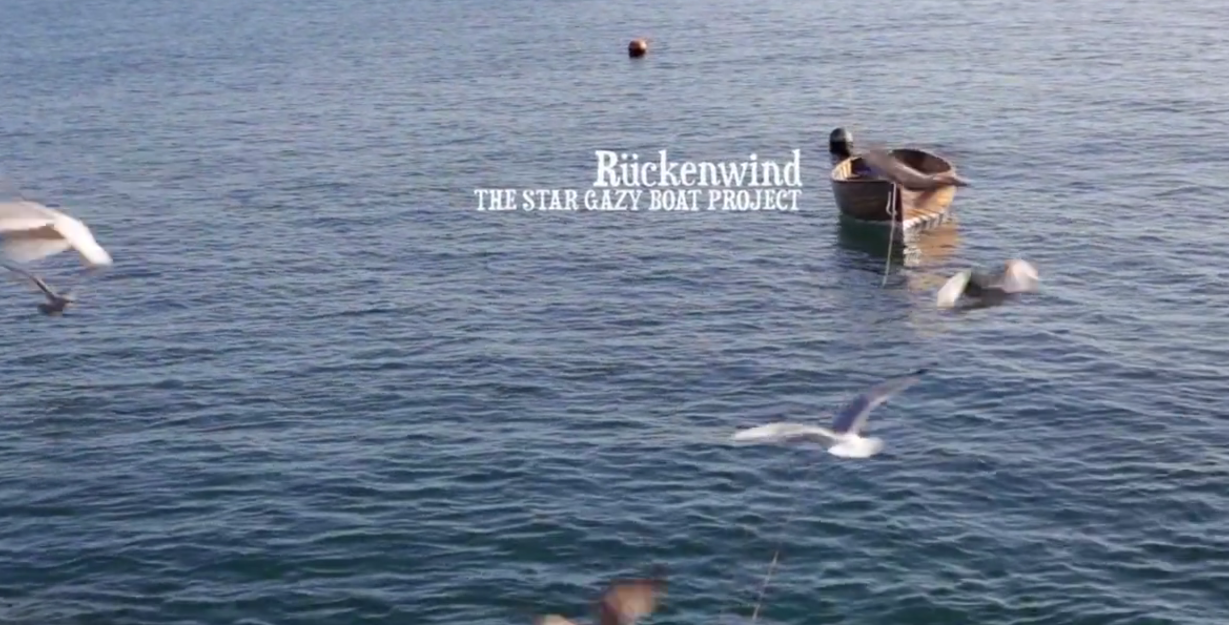 The Star Gazy Boat Project Project