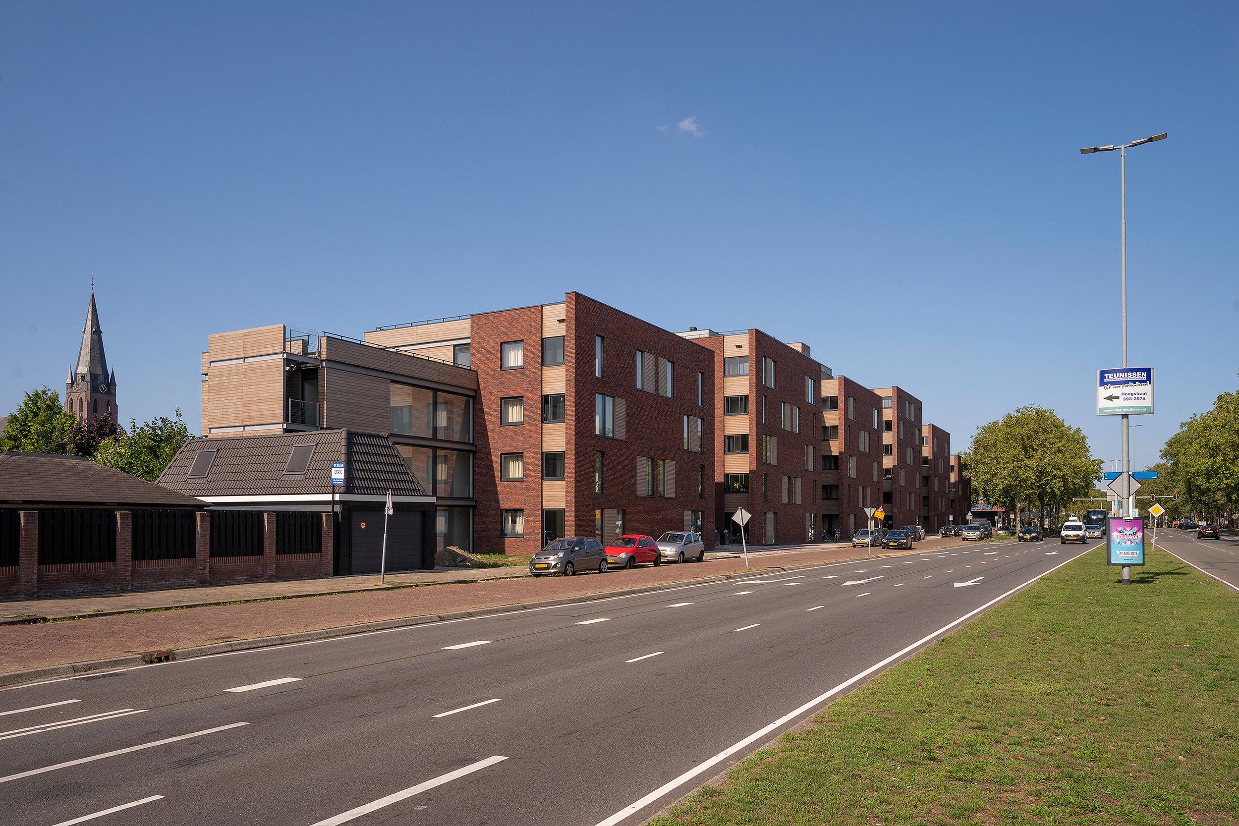 Rapelenburg Residence, Eindhoven