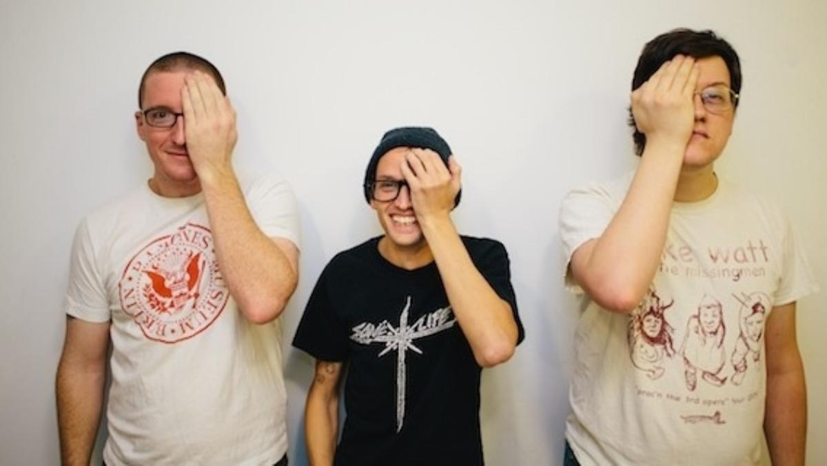 THE ERGs! - The Ergs! are an American punk rock band formed in 2000 in South Amboy, NJ, by three high school friends: drummer/lead vocalist, Mikey Erg (Mike Yannich); guitarist/vocalist, Jeff Erg (Jeff Schroeck); and bassist, Joey Erg (Joe Keller). Through touring and recording, The Ergs! became recognized on a national and international level, touring and playing with such noted acts as The Bouncing Souls, Lifetime, Less Than Jake, Descendents, The Loved Ones, The Gaslight Anthem, Dillinger Four, None More Black, The Explosion, Municipal Waste, Lemuria, and more.Homebase: South Amboy, New JerseyLabel: Don Giovanni RecordsFor avails and/or offers, contact: Brian@WIREDtourbooking.com