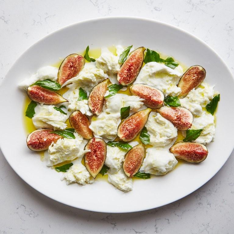 Fig Caprese Salad